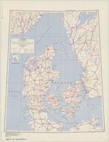 Denmark : special strategic map