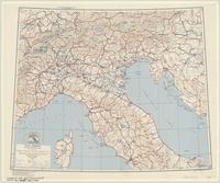 Italy (North) : special strategic map