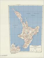 New Zealand (North) : special strategic map