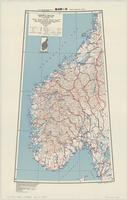 Norway (South) : special strategic map