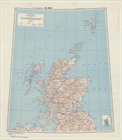 Scotland : special strategic map
