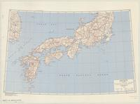 Japan (South) : special strategic map