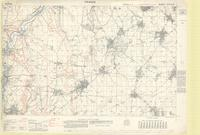 [Lesdain, Villers Outréaux, south of Cambrai : trench map]