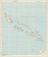 Solomons : special strategic map