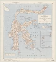 Celebes : special strategic map