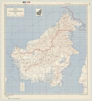 Borneo : special strategic map