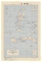 Molukken (Moluccas) : special strategic map