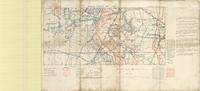 Brigade trench map, Area D : [Auchy lez-la-Bassée Region]