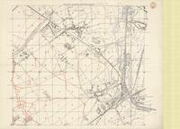 [Wingles Region, north east of Hill 70 : Battle of Loos 1915]