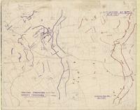 [Oosttaverne Region] : situation at 6 pm, 8:6:17, [Battle of Messines]