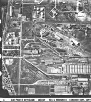 [Hamilton industrial area, 1956] : [flightline A15550, photo 8]