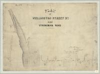 Plan of Wellington Street South and Strongman Road