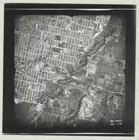 [Regional Municipality of Hamilton-Wentworth and surrounding area, 1954] : [Flightline 4310-Photo 198]