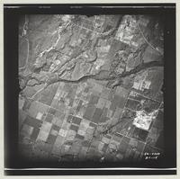 [Regional Municipality of Hamilton-Wentworth and surrounding area, 1954] : [Flightline 4309-Photo 15]