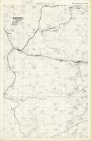 Army map 'F' : [Houdain, Diéval, Bavincourt]