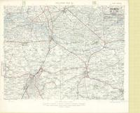 Situation map 2B, new series : [Lierre, Mechlin, Brussels, 10 November 1918]