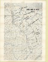 Cambrai, parts of Lens, Valenciennes, Amiens, St. Quentin : enemy order of battle, 16-10-17