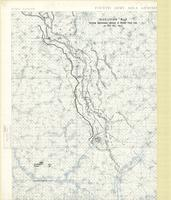 Fourth Army area administrative map : situation map showing approximate position of British Front Line on 31st May, 1917