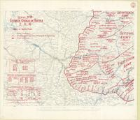 1:250,000 Western Area : serial no. 18, German order of battle 7.5.18