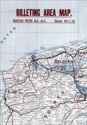 Billeting Area Maps