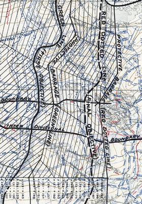 Barrage Maps