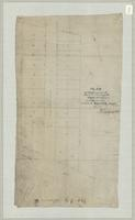 Plan of subdivision of park lot number 3, York Street as laid out for Sir A.N. MacNab Bart.