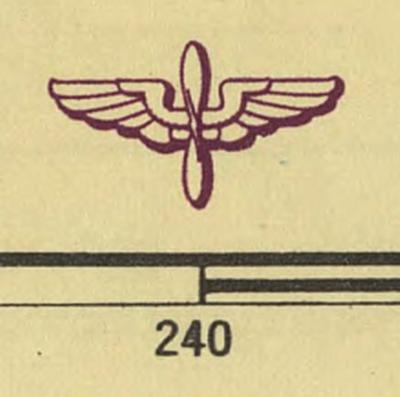 WWII Aeronautical Charts | Digital Archive @ McMaster University Library