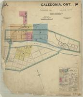 Caledonia, Ont. : [key plan]
