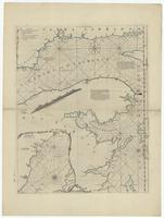 An exact chart of the River St. Laurence, from Fort Frontenac to the Island of Anticosti shewing the soundings, rocks, shoals &c