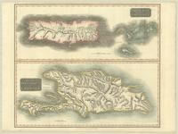 Porto Rico and Virgin Isles ; Haiti, Hispaniola or St. Domingo