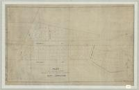 Plan of Sir A.N. MacNabs survey between Railway Street & Dundurn in the City of Hamilton