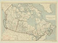 Dominion of Canada, south of latitude 75° : [Army and R.C.N.--R.C.A.F. commands]