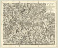 Plan et environs de Tournay