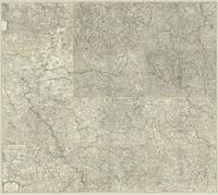 Theare de la Guerre du Rhin et de Westphalie ou Seconde Carte particulier de l'Atlas