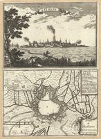 Bethvne ; Plan de Bethune