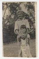Photographs of Crombie family related to The Daily Twitter
