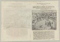 Appendix XI.  Partis Americæ. I. Delineatio Capitis San-Vincentii in Brasilia