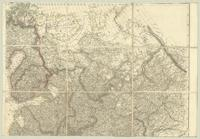 Map exhibiting the great post roads, physical and political divisions of Europe... : [Sheet 2]