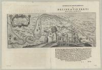 Appendix XI.  Partis Americæ. II. Delineatio freti Magellanici