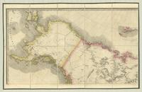 Map of North America exhibiting the recent discoveries, geographical and nautical : [sheet 1]