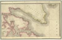 Map of North America exhibiting the recent discoveries, geographical and nautical : [sheet 2]