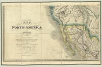 Map of North America exhibiting the recent discoveries, geographical and nautical : [sheet 5]