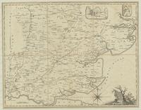 A map of the County of Essex from an actual survey
