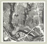 [Highway 403 corridor, 1963] : [Flightline 1489-Photo 166]