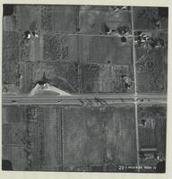 [Queen Elizabeth Way and Highway 2 corridor, 1963-11-01] : [Flightline J2633-Photo 29]