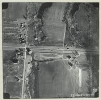 [Queen Elizabeth Way and Highway 2 corridor, 1963-11-01] : [Flightline J2633-Photo 12]