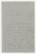 Letter, Franz Liszt to Friedrich Hofmeister