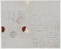 Letter, Franz Liszt to Carl Reinecke