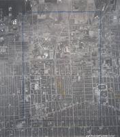 [Hamilton, Saltfleet Township, and Queen Elizabeth Way corridor, 1966-04-01] : [Flightline 664-HAM-DUN-Photo 12]