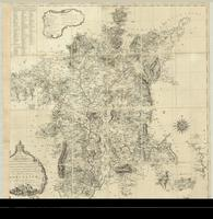 [Map of the County of Worcester...1772.]